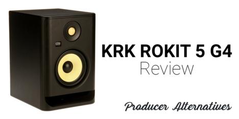 KRK ROKIT 5 G4 Review