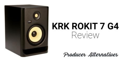 KRK ROKIT 7 G4 Review