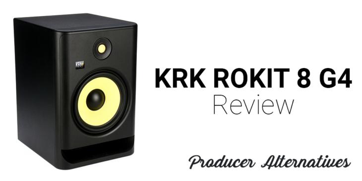 KRK ROKIT 8 G4 Review