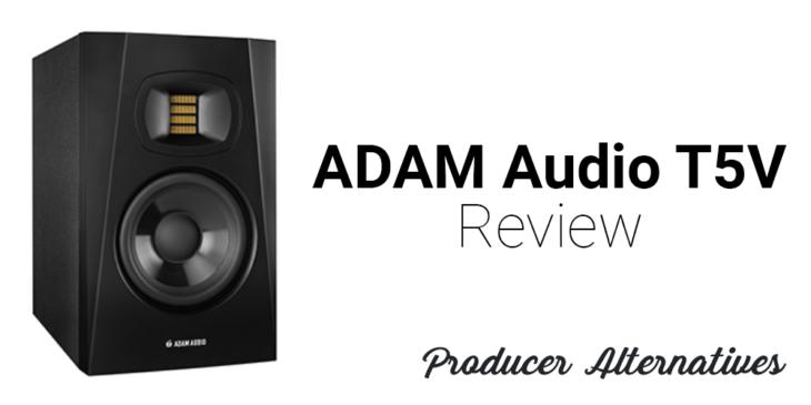 ADAM Audio T5V Review