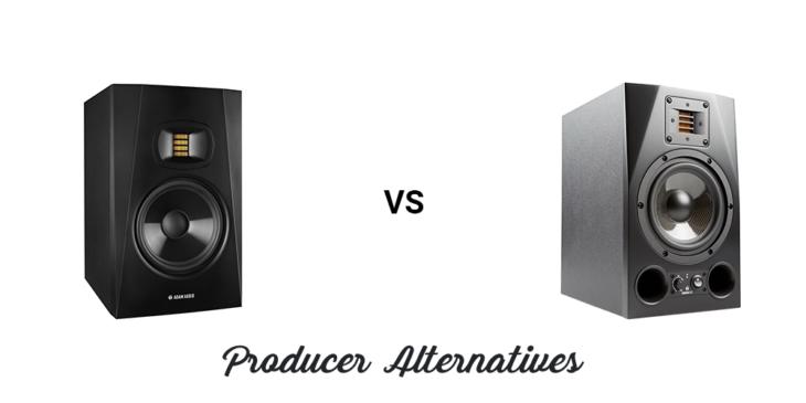 ADAM Audio T7V vs A7X