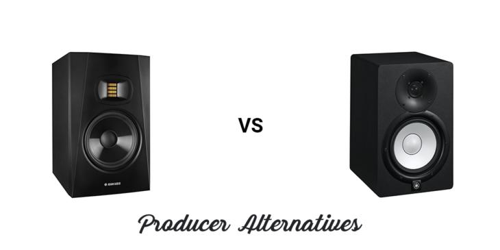 ADAM Audio T7V vs Yamaha HS7