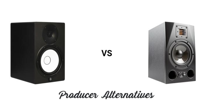 Yamaha HS8 vs ADAM Audio A7X