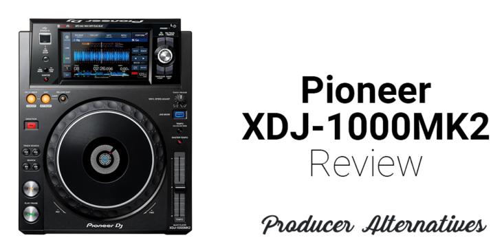 Pioneer XDJ-1000MK2 Review
