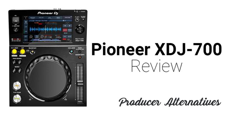 Pioneer XDJ-700 Review