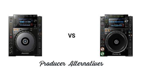 Pioneer CDJ-900NXS vs CDJ-2000NXS2