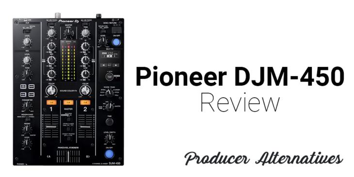 Pioneer DJM-450 Review